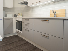 keittiössä vinyyli lattia