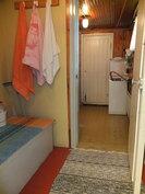Pukuhuone ja pesuhuone