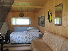 Vierashuone/kesähuone, lämpöeristetty