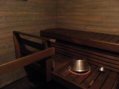 Sauna remontoitu 2013