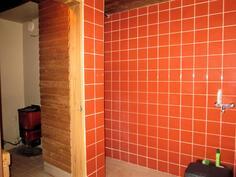 Tilava saunaosasto