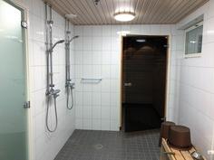 Varattavissa saunaostasto 12 €/kk