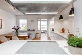 Keittiössä laadukkaat Mielen kodinkoneet