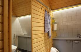 WC, kph yläkerta