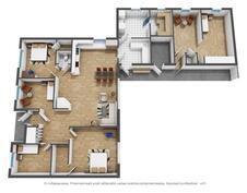 Martikaisentie 8, asunnot 5h, k, khh, ph, s ja kaksi huonetta