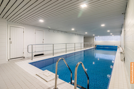 Uima-allas osasto. Saneerattu 2018