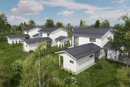 Rakentaja pidättää oikeudet kaikkiin suunnitelmamuutoksiin.