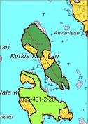 ranta-asemakaava kartta