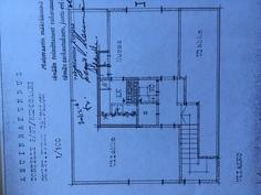 Pohjapiirros ei vastaa nykyistä tilannetta koska ullakkotilaan on rakennettu makuuhuone.