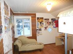 3.makuuhuone (yläkerta)