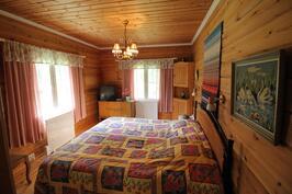 pihatorpan makuuhuone