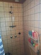 Pesuhuone (Talveksi poistettu suihku)