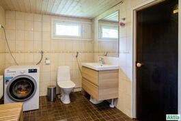 Pesuhuone on uusittu v.2012