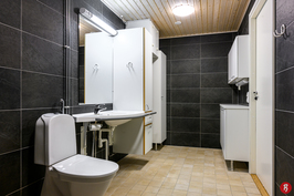 Tlava kylpyhuone