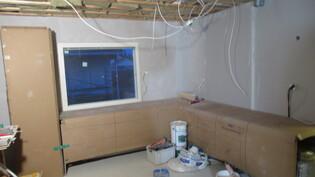 L-keittiö malli 1:...