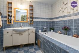 Pesuhuoneen kylpyamme