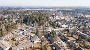 Ilmakuva Nummenkylä