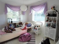 Toinen yläkerran makuuhuone