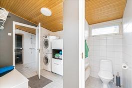 Khh, erillinen wc