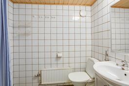 Alakerran wc/psh