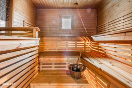 Takkatuvan sauna