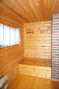 Pukuhuone on käytevä ennen saunaa