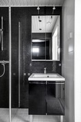Kylpyhuone, alakerta
