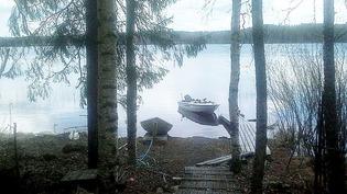 Venevalkama paikka