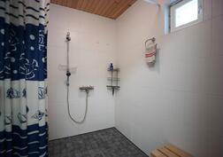 Pääraknnuksen kylpyhuone