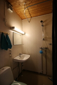 Alakerta wc- kylpyhuone