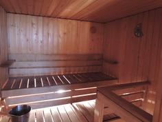 kellarikerroksen sauna