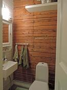 Pohjoispäädyn wc