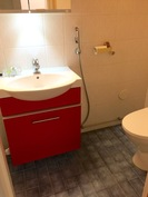 Alakerran WC (kuva 1)