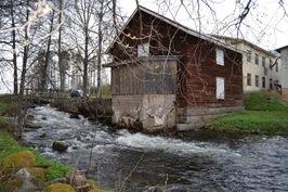 Kasiniemen kylän maisemaa.