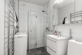 Kylpyhuone uusittu 2019