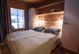 Parivuoteellinen makuuhuone