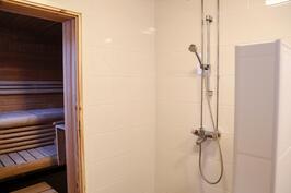 kylpyhuone- ja saunaremontti on vastavalmistunut