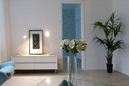 Kuva malliasunnosta A4 76 m² kolmio