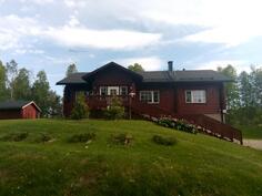 Koti kauniilla paikalla