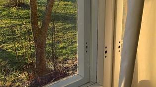 Hyväkuntoiset vanhat ikkunat