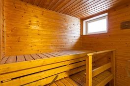Kellarin sauna