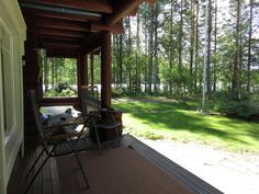 Talon järvenpuoleinen teranssi