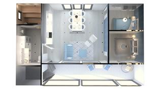 77 m2 (3D-kuva)