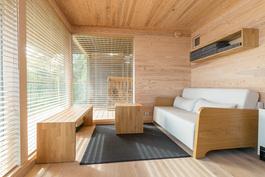 Norrholm saunatupa