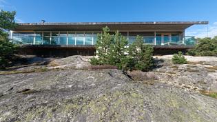 Norrholm päärakennus