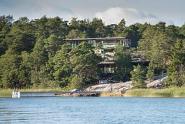 Norrholm mereltä