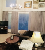 Olohuone,huonekorkeus 3,5m