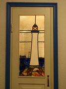 Ullakon wc-pesutilan ovi
