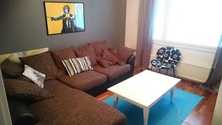 3. makuuhuone (14,5 m2)