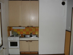 Asunnon nro 1 (2H+K+PH/WC)  keittiö